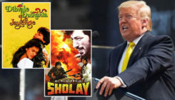 Bollywood classics 'Sholay' and 'DDLJ' find special mention in US President Donald Trump's speech- watch video