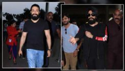 'KGF' star Yash has his airport fashion game right on point - view pics
