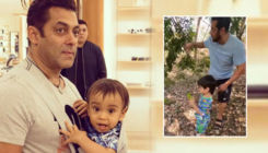 Salman Khan fruit-picking with nephew Ahil is the cutest thing you will see today