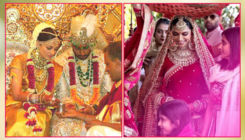 Aishwarya Rai to Deepika Padukone-Bollywood brides and their stunning wedding day looks