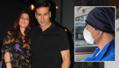 Akshay Kumar and Twinkle Khanna visit the hospital amidst Coronavirus lockdown- watch video