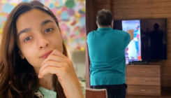 Alia Bhatt is all praise for Rishi Kapoor's yoga video; netizens call her 'bahu rani'