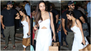 In Pics: Lovebirds Malaika Arora and Arjun Kapoor enjoy a romantic date