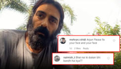 Arjun Rampal slammed for his bearded look during self-isolation; trolls say,