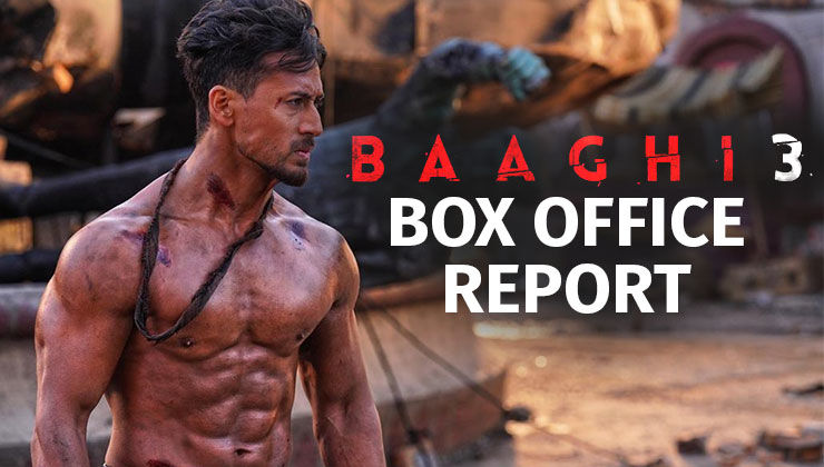 'Baaghi 3': Tiger Shroff's action extravaganza inches towards ₹100 crore mark