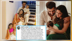 Trolls accuse Jay Bhanushali & Mahhi Vij of not taking care of their foster kids; Actor hits back saying,