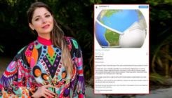 Kanika Kapoor deletes Instagram post in which she revealed testing positive for Covid-19