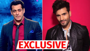 Karan Tacker Salman Khan Bollywood