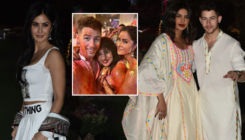 Priyanka Chopra, Nick Jonas and Katrina Kaif dive deep into colors at Isha Ambani's Holi party- view inside pics