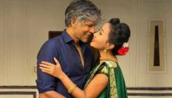 Milind Soman shares an adorable 'love at first sight picture' of wife Ankita Konwar