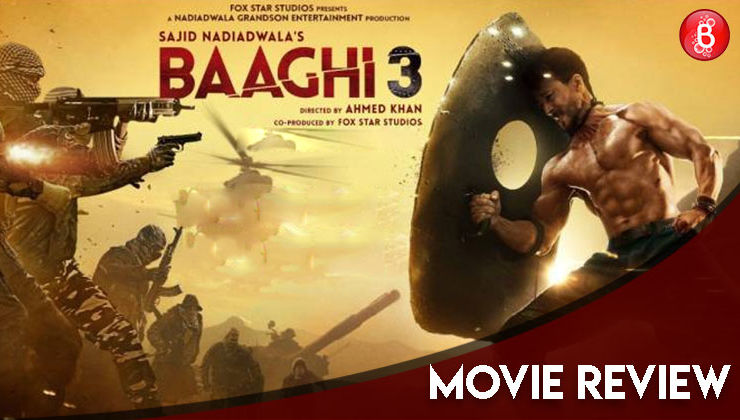 'Baaghi 3' Movie Review: Tiger Shroff-Riteish Deshmukh starrer is a total action flick but will have you laughing for all the wrong reasons