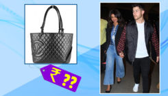 The price of Priyanka Chopra's Chanel black Cambon tote bag will leave you astonished