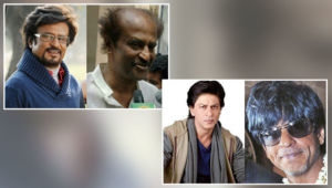 Rajinikanth to Shah Rukh Khan-Shocking pictures of Bollywood actors without makeup