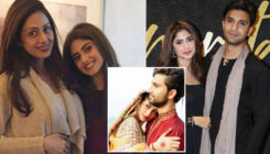 Sridevi's onscreen daughter Sajal Ali gets hitched to her BF Ahad Raza Mir in Abu Dhabi - view pics