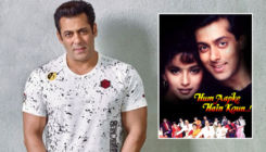 Did you know? Salman Khan's film 'Hum Aapke Hain Kaun' holds the record for the highest footfall ever!