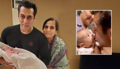 Salman Khan playing with niece Ayat Sharma is the cutest thing you will see today- watch video