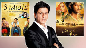 '3 Idiots' To 'Jodhaa Akbar'- 7 Bollywood blockbusters rejected by Shah Rukh Khan