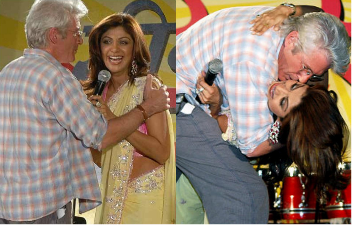 Shilpa Shetty, Richard Gere