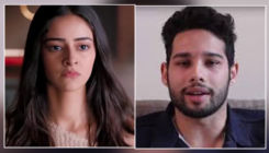 Siddhant Chaturvedi gives a clarification on taking a jibe at Ananya Panday over nepotism debate