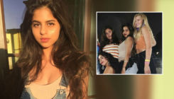 Suhana Khan looks stunning as she strikes a pose with her girl gang in New York- view pic