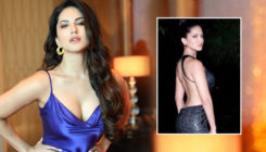 Sunny Leone shares a smoking hot pic in a backless gown; says,