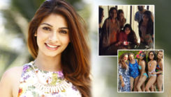 Tanishaa Mukerji rings in her birthday with mom Tanuja and close friends in a super cool way - view photos