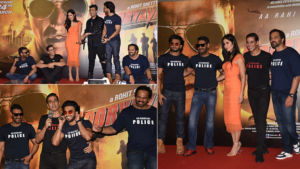 'Sooryavanshi': Akshay Kumar, Ajay Devgn, Ranveer Singh and Katrina Kaif launch the trailer amidst much fanfare