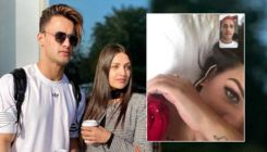 Lovebirds Himanshi Khurana and Asim Riaz are video calling each other on self-quarantine mode