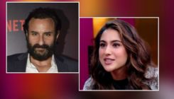 Sara Ali Khan reacts to dad Saif Ali Khan's 'not an absentee father' comment; says,