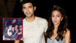 Parth Samthaan's rocking birthday bash with rumoured GF Erica Fernandes - Inside pics and videos