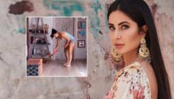 After washing utensils, Katrina Kaif is now sweeping the floor during self-quarantine - watch video