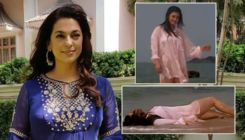 Juhi Chawla recalls the awkwardness when asked to wear just a shirt in 'Lootere'