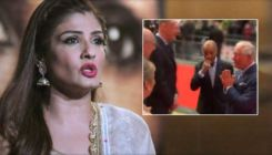 Raveena Tandon slams an American channel for labelling Prince Charles' namaste a 'prayer-like gesture'