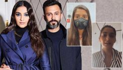 Amidst pregnancy reports, Sonam Kapoor shares airport experience due to coronavirus outbreak