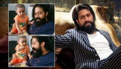 K.G.F. star Yash spends social distancing bonding more with his daughter - watch adorable video