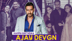 Ajay Devgn Birthday Special: These pics of the versatile actor prove that he is a complete family man