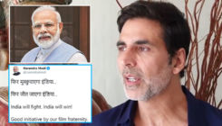 Wow! Akshay Kumar's 'Muskurayega India' gets lauded by Prime Minister Narendra Modi