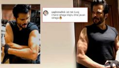 Anil Kapoor flaunts his beefed-up avatar; Fans say,