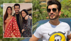 Arjun Bijlani is extremely worried for his mom after building gets sealed due to Coronavirus outbreak