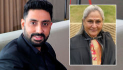 Abhishek Bachchan shares the sweetest birthday wish for mom Jaya Bachchan; reveals she is stuck in Delhi due to lockdown