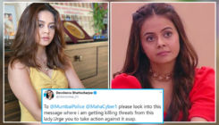 Devoleena Bhattacharjee receives death threats; seeks Mumbai Police's help