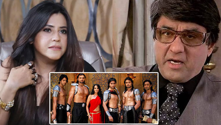 Mukesh Khanna bashes Ekta Kapoor for modernizing Mahabharat, says,