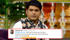 Kapil Sharma loses his cool with a troll who asks him to stir up drama on Twitter