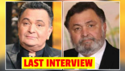 Rishi Kapoor's LAST INTERVIEW: Cancer is something that you just have to be positive