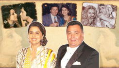 Rishi Kapoor and Neetu Singh's dreamy love story was straight out of a romantic movie