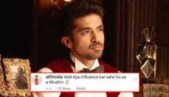 Saqib Saleem hits back hard at a troll who slammed him for being a bad Muslim influencer by drinking wine