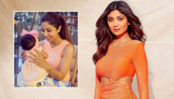 Shilpa Shetty plays with daughter Samisha as she turns 2 months old- watch video