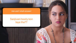 Sonakshi Sinha lambasts a troll asking her a question on 'Ramayan'