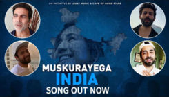 'Muskurayega India' Song: Akshay Kumar leads the pack on B-Town stars to spread the message of unity with this soulful track
