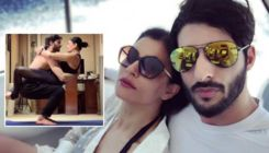 Coronavirus Lockdown: Sushmita Sen-Rohman Shawl's couples yoga is an ultimate fitness motivation